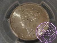 Fiji 1938 Shilling PCGS MS63
