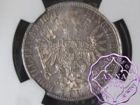 Austria 1878 Franz Joseph I Florins NGC MS64