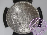 Austria 1878 Franz Joseph I Florins NGC MS65
