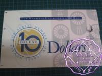 1994 AA$10 Fraser/Evans NPA Deluxe Folder