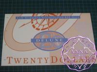 1995 AA$20 Fraser/Evans NPA Deluxe Folder