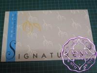"1996 $5 NPA Deluxe ""Signature"" Folder"
