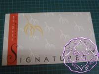 """1996 $5 NPA Premium """"Signature"""" Folder"""