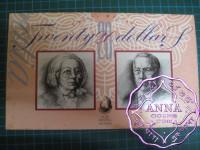 1994 $20 Fraser/Evans NPA Folder