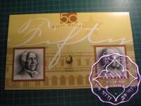 1995 $50 AA95 NPA Folder