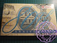 1993 $20 20th Anniversary NPA Folder
