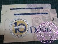1994 $5 $10 AA94 NPA Deluxe set