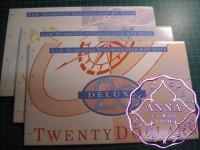1995 $5 $10 $20 AA95 NPA Deluxe Set