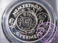 Hungary 1979 Silver Proof 200Frt PCGS PR68DCAM Deep Ultra Cameo
