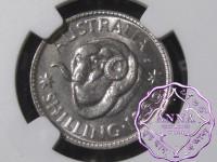 Australia 1956 Proof Shilling PCGS PR65