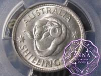 Australia 1946 Shilling PCGS MS64