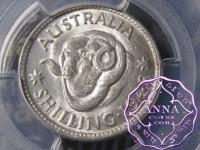 Australia 1948 Shilling PCGS MS64