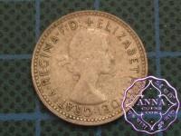 Australia Elizabeth II .50 Silver Sixpence Average Circulated Condition