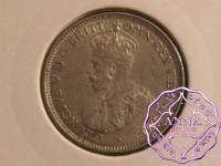 Australia 1927 Sixpence