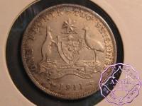 Australia 1911 Florin
