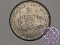 Australia 1916 Florin
