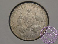 Australia 1918 Florin
