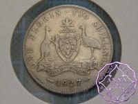 Australia 1927 Florin