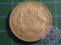 Australia 1914 H Florin