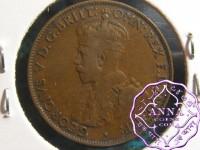 Australia 1923 Halfpenny 01