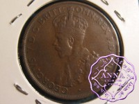 Australia 1925 Penny 02