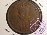 Australia 1925 Penny 08