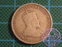 Australia 1910 Shilling Edward VII Average Circulated Condition