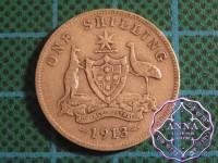 Australia 1913 Shilling