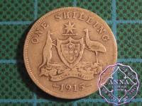 Australia 1915 Shilling