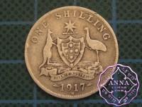 Australia 1917 Shilling