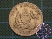 Australia 1918 Shilling