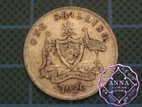 Australia 1920 Shilling