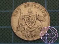 Australia 1921 Shilling