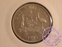Australia 1916 Shilling