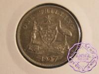 Australia 1927 Shilling