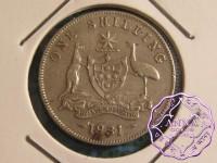 Australia 1931 Shilling