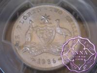 Australia 1936 Florin PCGS UNC