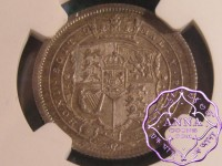 Great Britain 1816 George III Shillings NGC MS63