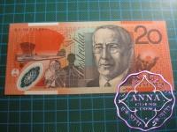 1994 $20 R416a Fraser/Evans UNC