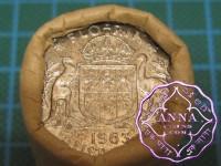 1963 Florin Mint Roll