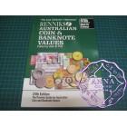 Renniks Australian Coin & Banknote Values 24th Edition