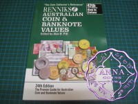 Renniks Australian Coin & Banknote Values 24th Edition