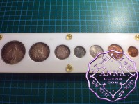 Philipines 1903 Proof Set 7 Coins