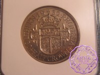 Southern Rhodesia 1932 George V 5 Coins Proof Set NGC PR64-65