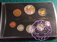 Canada 2005 Proof Set With COA 8 Coins