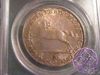 German 1789 MC Brunswick-Wolfenbuttel 24 Mariengroschen PCGS MS63