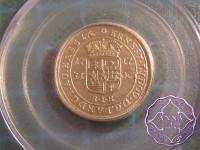 German 1717 BIB Hesse Darmstadt Ernst Ludwig 10 Kreuzer PCGS MS63
