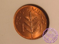 Palestine1944 British Mandate Mil ANACS MS63RD