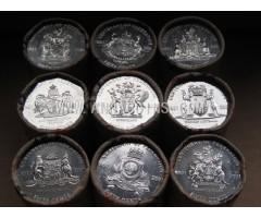 Mint Coin Rolls
