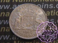 Australia 1942 Florin , High Condition